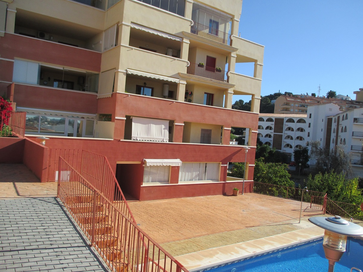 APARTMENT IN LOS PACOS, 1 Bed - 1 Bath, Built: 57m2, €165.000