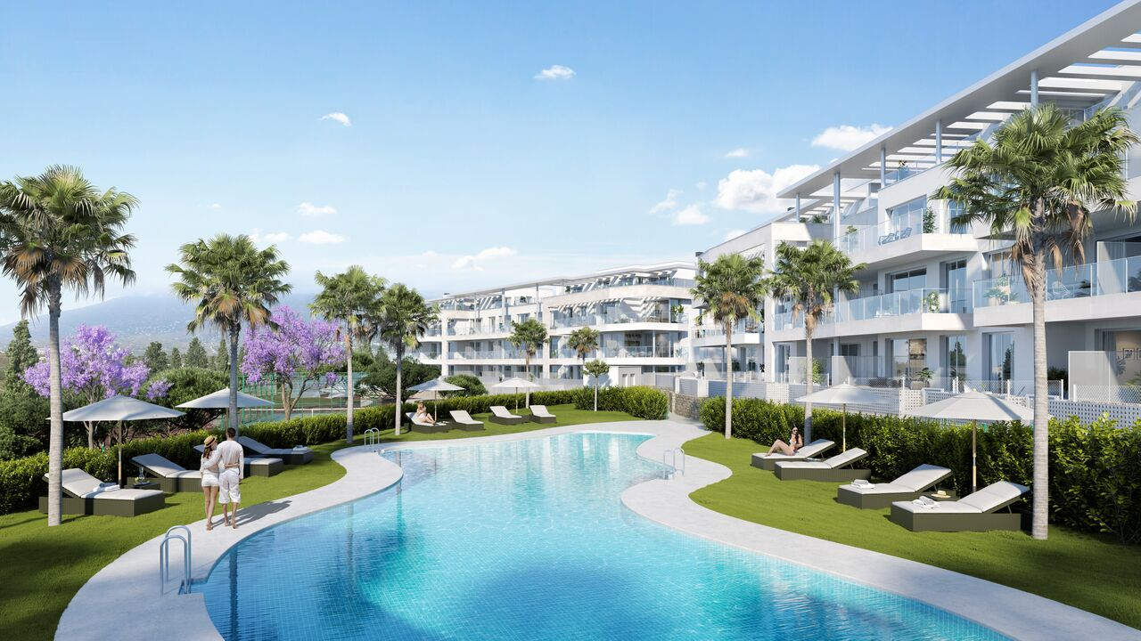 APARTMENT IN EL CHAPARRAL, 2 Beds - 2 Baths, Built: 111m2, From: €245.000