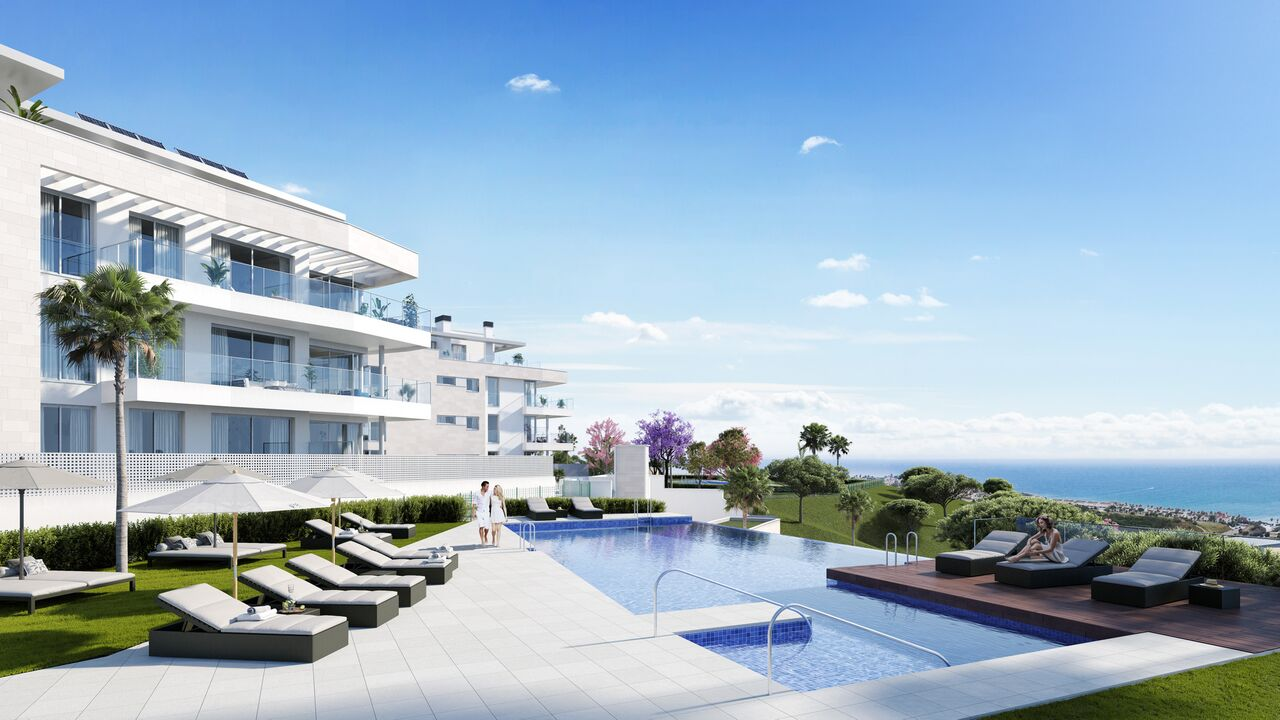 APARTMENT IN EL CHAPARRAL, 3 Beds - 2 Baths, Built: 135m2, From: €295.000