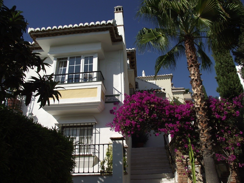 TOWNHOUSE IN MIJAS GOLF